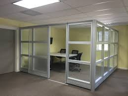 Glass Cubicles Office Dividers | Demountable Wall Partitions ...