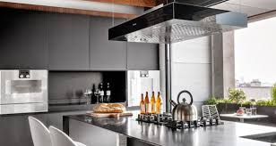 your ceiling mounted extractor can even become a design feature of your kitchen