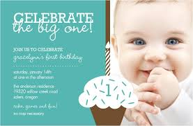 first birthday invitation cards for baby boy
