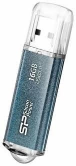 Флешка <b>Silicon Power Marvel</b> M01 16GB — купить по выгодной ...