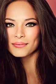 best hair color for green eyes fair skin dark brown hair green eyes pale skin makeup