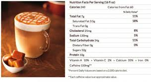 carmel macchiato drink nutrition