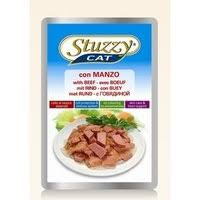 <b>Паучи Stuzzy Cat Skin</b> Care & Heart Support with Beef кусочки в ...