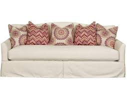 Lindsey Sofa w Chopper Fabric by Klaussner