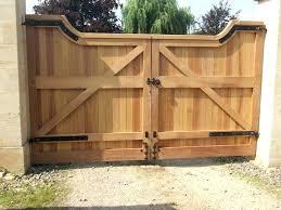 simple wood gate designs wooden gates simple wooden garden gate design