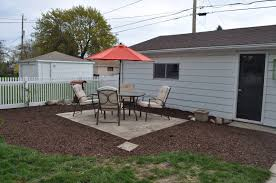 do it yourself gravel patio ideas