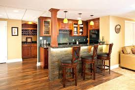 Home Bar Ideas Stone Stone Bar And Wine Room Basement Bar Ideas