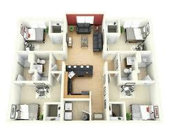 4 Bedroom Apartment Nyc Set Property Best Inspiration Ideas