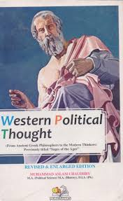 Western Political Thought by Muhammad Aslam Chaudhry: Buy Online at Best  Prices in Pakistan   Daraz.pk