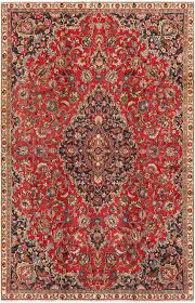 unique loom 7 x 11 mashad persian rug main image