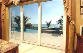 sliding glass hurricane doors