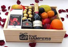 igiftfruithers is a pionate australian pany which specialises in creating fresh fruit gift hers for all occasions and brisbanites have a world