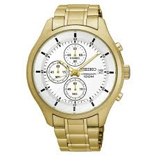 buy seiko men s watches at argos co uk your online shop for more details on seiko men s chronograph stainless steel watch