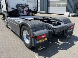 Il est testé sur la version 1.34.0.17s version steam. Scania R520 V8 Euro 6 Retarder Top Standaard Trekker Trucksnl