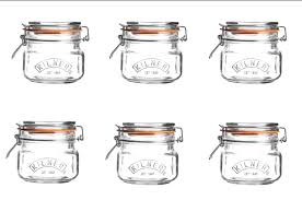 to enlarge homepreserving equipment kitssquare clip top jars kilner