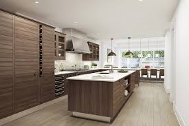 53 high end contemporary kitchen designs with natural wood cabinets white countertops