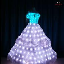 Dresses With Lights Led Dress Dance Led Light Up Dress Led Lights For A Dress Buy Led Dress Lights Led Lights For A Dress Led Dress Buy Product On Alibaba Com