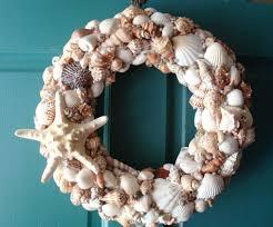 Shell Designs Home Decoration Enticing Seashell Wreath Ideas Beautiful