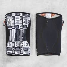 Rocktape Knee Sleeve Size Chart Rocktape Weightlifting Compression Knee Caps Rogue Fitness