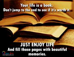 Books With Quotes About Life