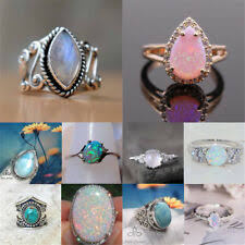 Opal Fashion Rings | eBay