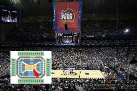 Alamodome Suite Prices For The Final Four Reach 50 000