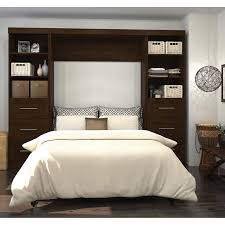 Boutique Full Wall Bed with Two 25