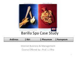 barilla spagethi case study barilla spa case studyardimas riri phoumen pornprom internet