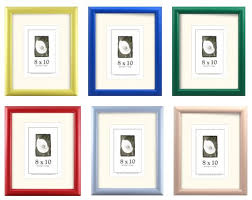 Colorful Picture Frames Frame Closeouts