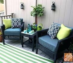 small space patio furniture. Outdoor Furniture For Small Spaces New Space Patio Or Best Ideas On W