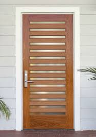 This Custom Contemporary Front Entry Door was designed and built by Doors