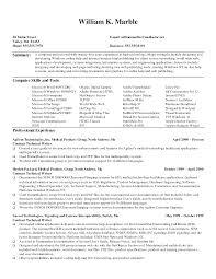 Technical Writer Resume Template Writer Resume Sample Therpgmovie 1