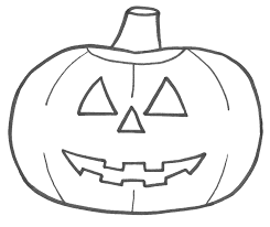 Small Picture 4 Halloween Coloring Sheets