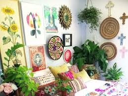 45 bohemian style home decor ideas