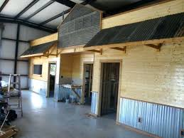 corrugated steel wall panels garage interior metal walls photo 5 of do it your self corrugated corrugated steel wall