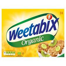 En ucuz weetabix modelleri ve kampanyalar hakkında bilgi almak için tıklayın! Weetabix Organic Cereal 24 Pack Ocado