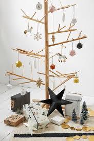 Twig Branch Christmas Tree  Christmas Lights DecorationWooden Branch Christmas Tree