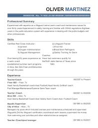 Resume For Free Stunning Best Lease Operator Resumes ResumeHelp