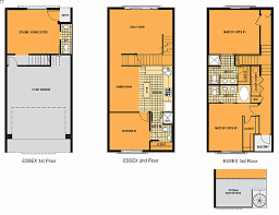 row house plans awesome brownstone row house plans sea