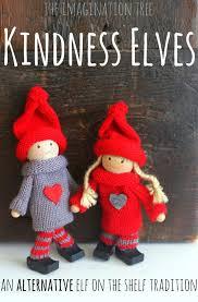 the kindness elves an alternative elf on the