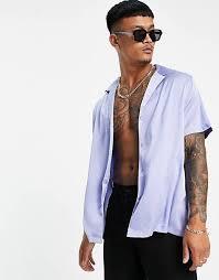 <b>Men's Short Sleeve</b> Shirts & Cotton Shirts | ASOS