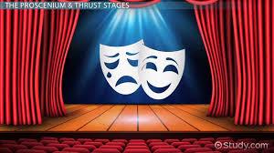 proscenium thrust stages definition designs advantages lesson transcript study com