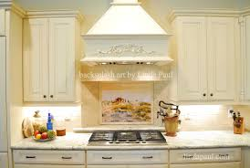 Mural Tiles For Kitchen Decor Tuscan Tile Murals Kitchen Backsplashes Tuscany Art Tiles 17
