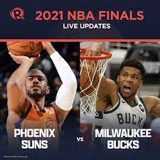 LIVE UPDATES: Suns vs Bucks, Game 3 ...