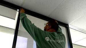 how to install motorized remote control window shades