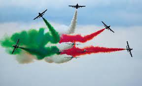 Rivelato il nome della nuova manovra della Pan: scintilla tricolore -  Storia delle Frecce Tricolori