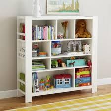 White Unusual Bookcases For ...