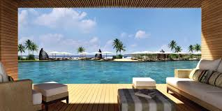 Sea Sentosa at Echo Beach Bali Indonesia