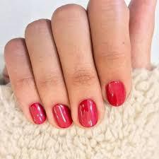 Mramor černá I červená Trendy Nehty Pro Letošní Vánoce I Rok 2018
