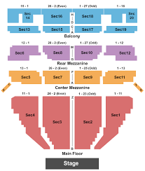 Music Hall Center Detroit Seating Chart A Very Electric Christmas Tickets Sun Dec 15 2019 4 00 Pm